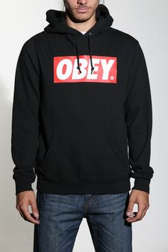 Obey Sweaters for Men That Makes You Look Great