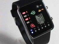 LED Light Watches