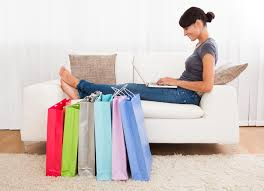 shopping online easy